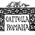 Cappella Romana Logo