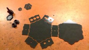 Non Assembled Parts