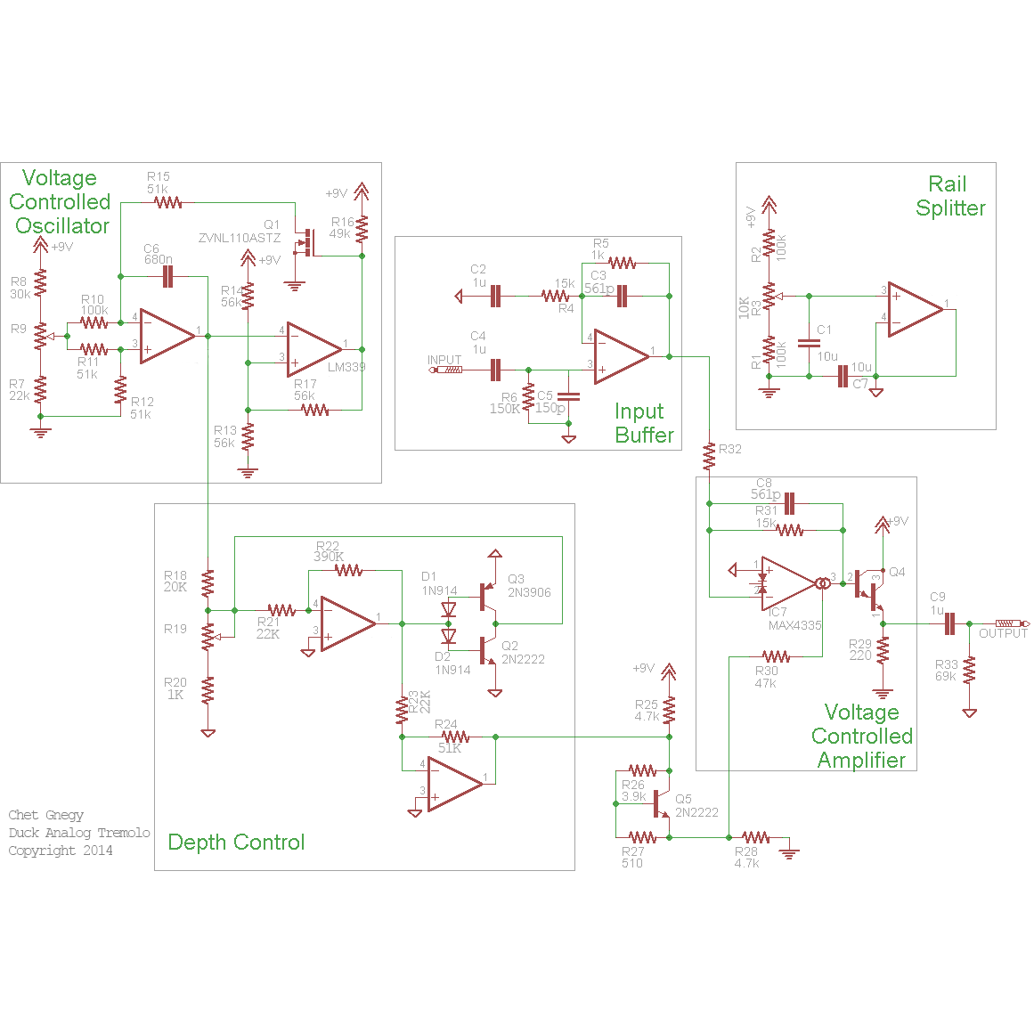 Chet Gnegy Proximity Sensor Using Ic Lm339 Circuit Diagram For Line Follower