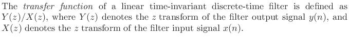 IIR Example