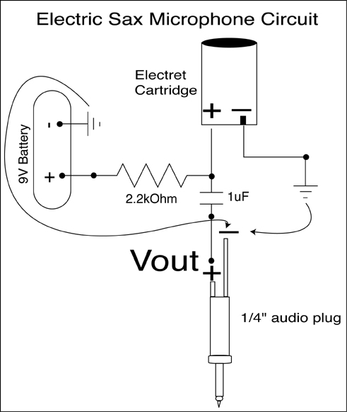 How To Build An Electret Microphone Circuit Manual Guide
