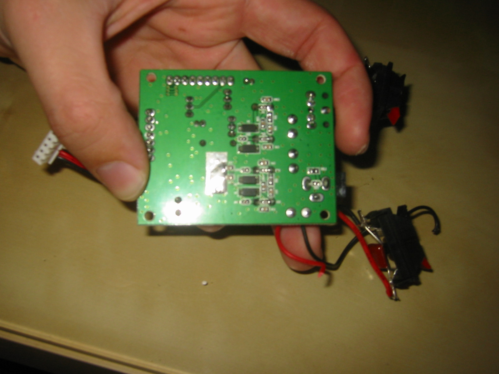 How To Build Amplifier Board Below Also Does Not Contain The Audio Circuit
