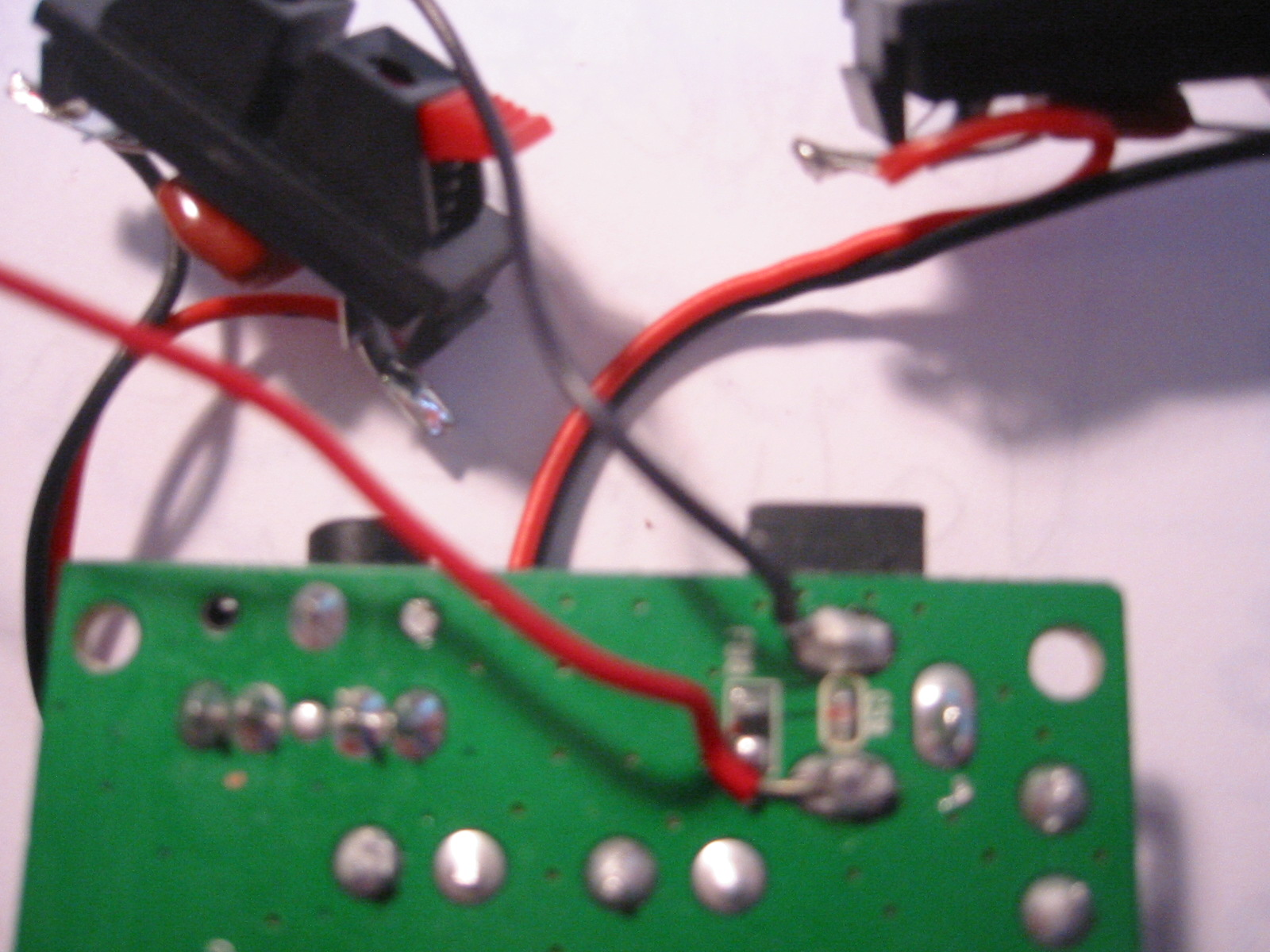 How To Build Amplifier Volume Control Wiring Diagram In Addition Old Home Red Black 13 At This Point One Of The Three Amplifiers Is Complete Repeat Previous Assembly For Two Additional